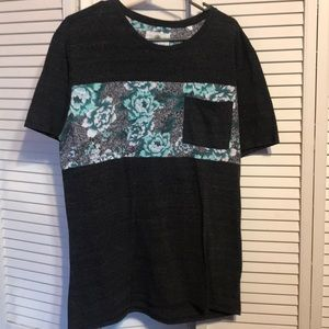 Nwot mens On the Byas tee